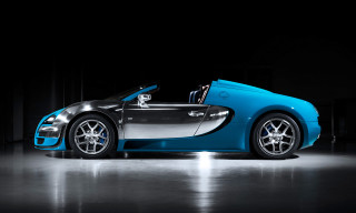 """Bugatti Legend """"Meo Constantini"""""""