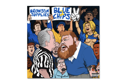 Serving As A Followup To Both Blue Chips And Saaab Stories Action Bronson Links Back Up With Party Supplies For 2 Tightly Packed Bevy Of