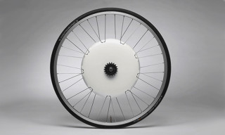 FlyKly Smart Wheel Transforms Ordinary Bikes Into Electric Ones
