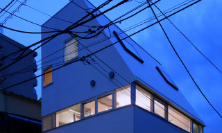 House at Komazawa by Atelier Hako Architects