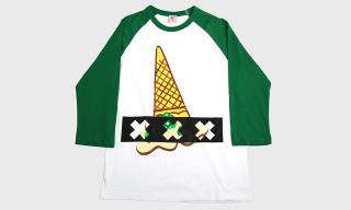 ICECREAM x Amsterdam Pop-Up Shop Exclusive T-Shirts