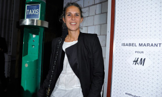 Isabel Marant Talks Style, English vs. French Men's Fashion and Leather Trousers