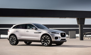 Jaguar Debuts C-X17 Sports Crossover Concept