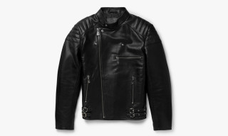 McQ Alexander McQueen Fall/Winter 2013 Quilted Leather Biker Jacket