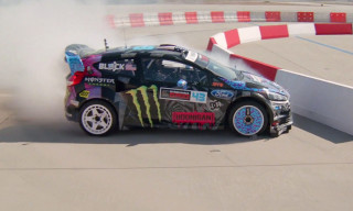 'Need for Speed' and Ken Block present Gymkhana SIX: The Ultimate Gymkhana GRID Course