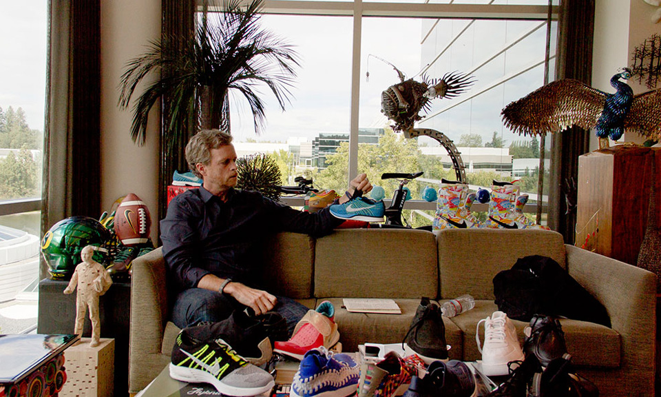 Nike CEO Mark Parker Reveals All About HTM Collab • Highsnobiety