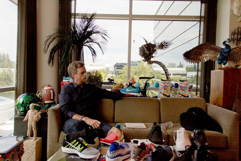About.htm >> Nike Ceo Mark Parker Reveals All About Htm Collab Highsnobiety