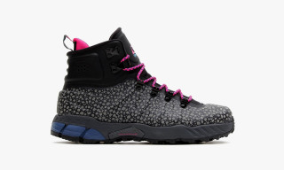 Nike Zoom MW Posite Black/Pink Foil-Gamma Blue