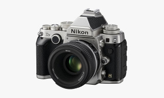 Nikon Df – The Thinnest and Lightest FX-Format DSLR