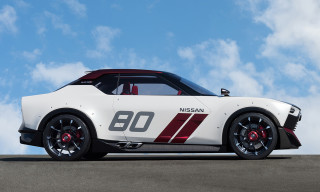 Nissan Debuts IDx Nismo and IDx Freeflow Co-Creation Concepts