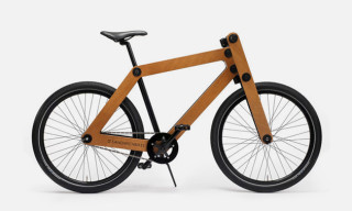 "Pedalfactory ""Sandwichbike"" DIY Flat-Pack Wooden Bicycle"
