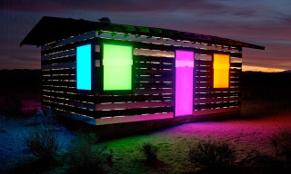 Phillip K. Smith III presents 'Lucid Stead' – His Most Recent Light-Based Project