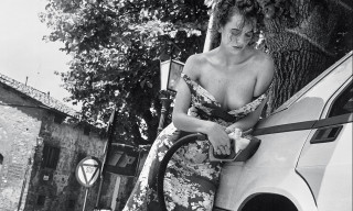 Pirelli 2014 Calendar to Feature Vintage Helmut Newton Photos