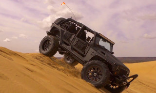 Starwood Motors 2013 Jeep Wrangler Unlimited Full Metal Jacket