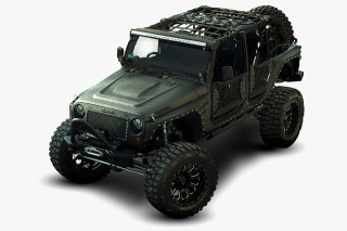 Starwood Motors 2013 Jeep Wrangler Unlimited Full Metal Jacket