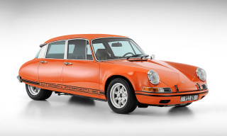 "Porsche Citroen 911 DS – ""The Perfect Car"""