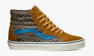 "Vans California Holiday 2013 ""Suede & Woven Textiles"" Capsule Collection"
