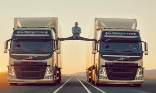 "Volvo Trucks presents ""The Epic Split"" featuring Jean-Claude Van Damme"
