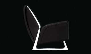 "Walter de Silva and Audi Design Collaborate On ""Luft"" Armchair"