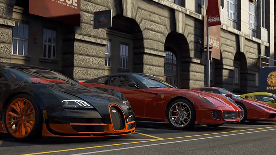 Watch The Official Launch Trailer For Forza Motorsport