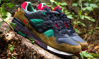 "West NYC x Saucony Shadow 5000 ""Cabin Fever"""