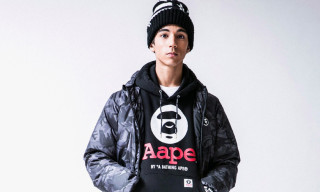 AAPE by A Bathing Ape Winter 2013 Lookbook