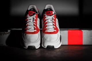 Adidas 0 adidas Originals ZX850 Ligoni Aluminum Hire Red adidas Originals  ZX 850  St Major Chalk Mud ... 5287e1f64d