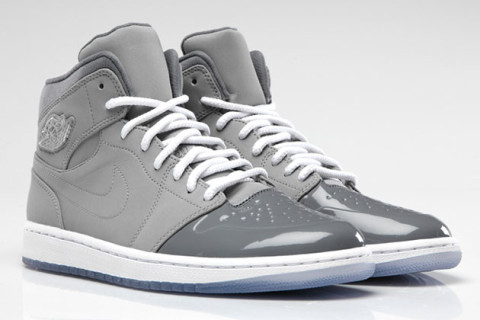 Air Jordan 1 Gris Froid 95
