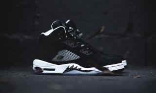 "Air Jordan 5 Retro ""Oreo"" – A Detailed Look"