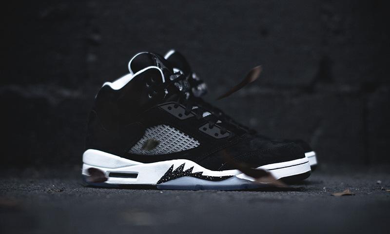 "Air Jordan 5 Retro ""Oreo"" - A Detailed Look  dcc204f6d"
