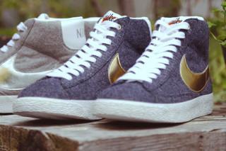online retailer e0bab 3bc39 BEAMS x Nike Blazer Mid Pack