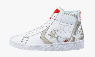Converse x XLarge 'The Simpsons' Pro-Leather Canvas Hi