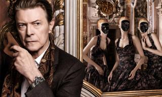 "David Bowie Stars in Louis Vuitton's ""L'Invitation Au Voyage"""