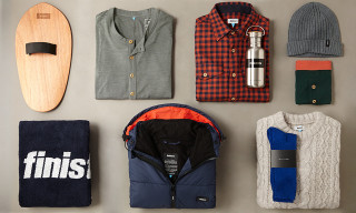 Win a Cold Water Surf Clothing Collection from Finisterre Worth Over $1,000