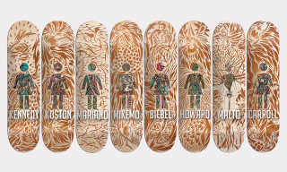 "Swanski x Girl Skateboards 2013 ""OG Series"" Skateboard Decks"
