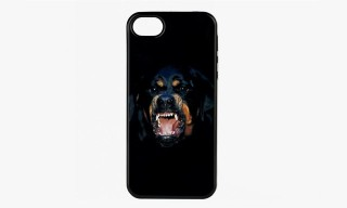 Givenchy Madonna and Rottweiler Print iPhone 5 Cases
