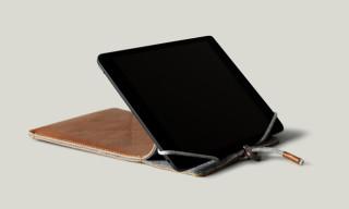 hard graft Draw iPad Case & Stand
