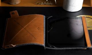 hard graft iPad Air Tilt Case & Stand