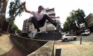 "HUF x Thrasher ""Stoops Euro Tour"" Video – Part 2"