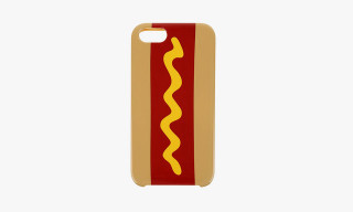 Jack Spade Burger and Hot Dog iPhone 5 Cases