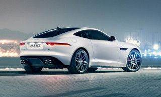 Jaguar Unveils the F-Type R Coupe