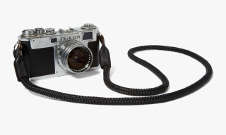 KILLSPENCER Bridle Leather & Paracord Camera Strap