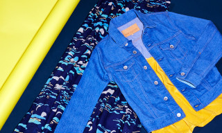 A First Look at Levi's Made & Crafted Spring/Summer 2014 Collection
