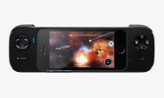 Logitech PowerShell Controller + Battery for iPhone 5 to Transform Mobile Gaming