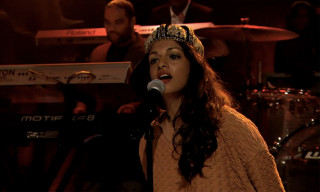 "Watch M.I.A. Perform ""Come Walk With Me"" with The Roots"
