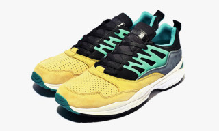 mita sneakers x adidas Torsion Allegra