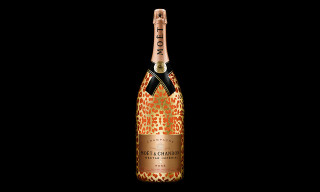 Moët & Chandon Unveils the Nectar Impérial Rosé Leopard Luxury Edition in Methuselah