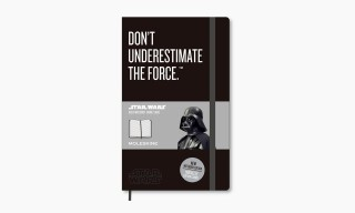 Moleskine Limited Edition 'Star Wars' Notebooks
