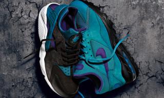 "Nike Air Max 93 & Air Huarache ""Bright Teal"" Pack – size? Worldwide Exclusive"