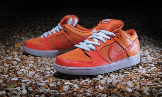 Nike SB Dunk Low Pro Fire and Ice